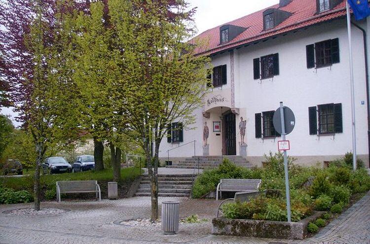 Rathaus Seeon Seebruck