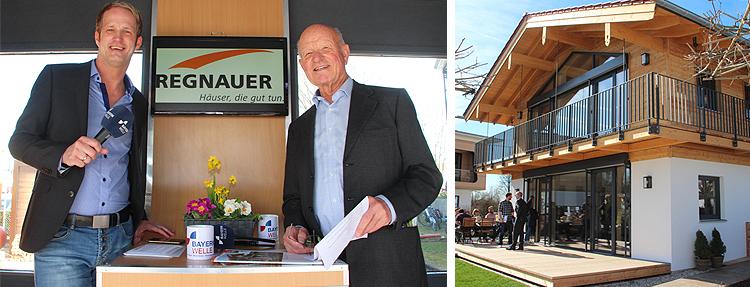 90 Jahre Regnauer Hausbau Seebruck