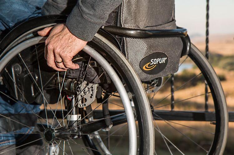 Rollstuhl Barrierefrei