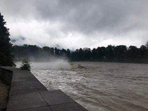 Hochwasser BGL