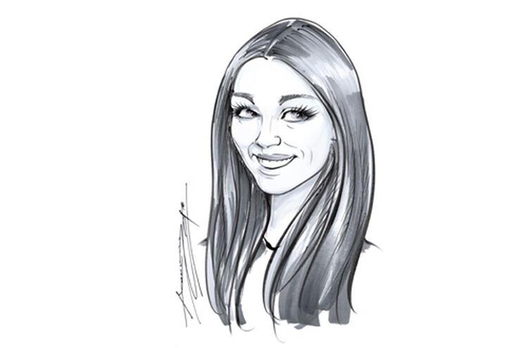 Sarah Nagelmueller Karikatur