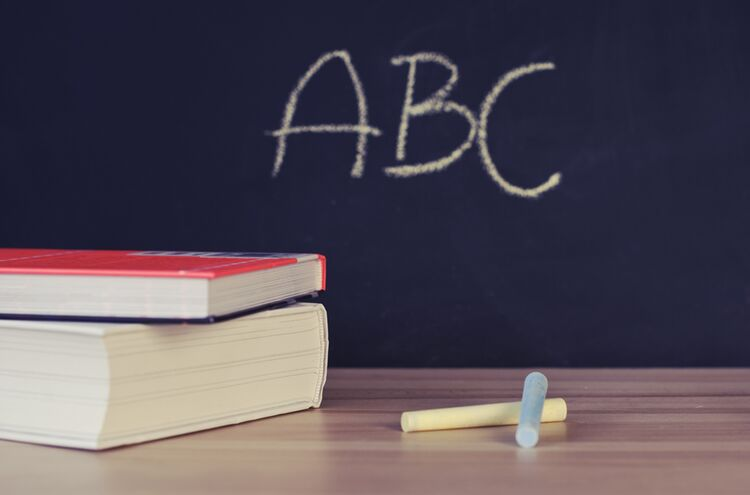 Schulen Tafel