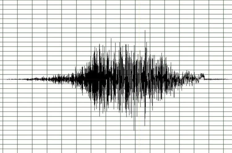 Seismograph Erdbeben