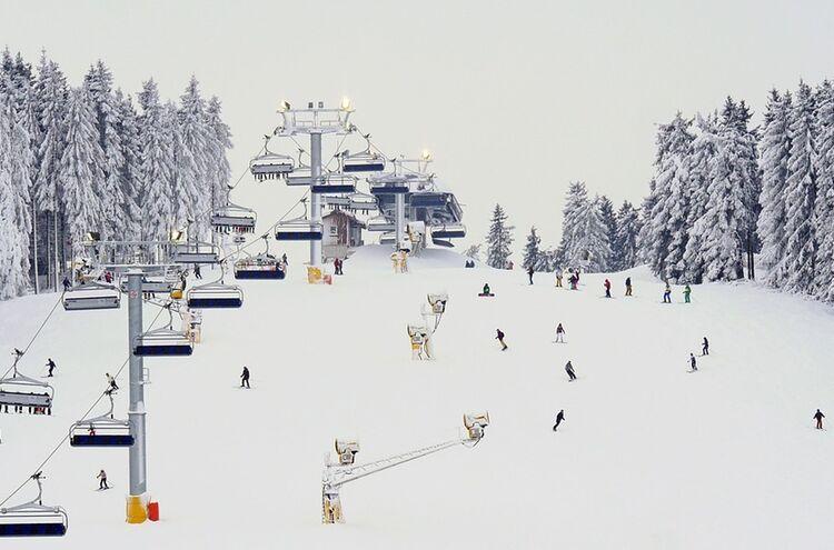 Skilift Symbolbild