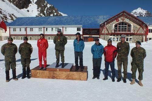 Skimeisterschaft Chile 2
