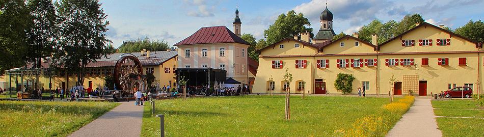 Salinenpark Eröffnung Traunstein 2019