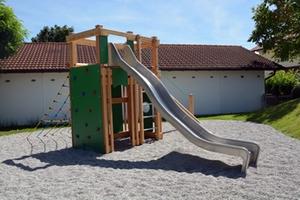 Spielplatz Vachendorfer Ring Traunstein Haslach