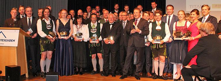 Sport-Gala Berchtesgaden 2019