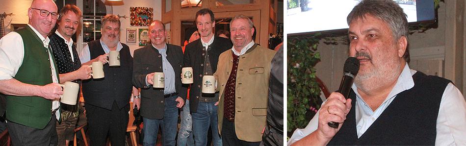 Starkbieranstich 2020 Wieninger Bräu Freilassing