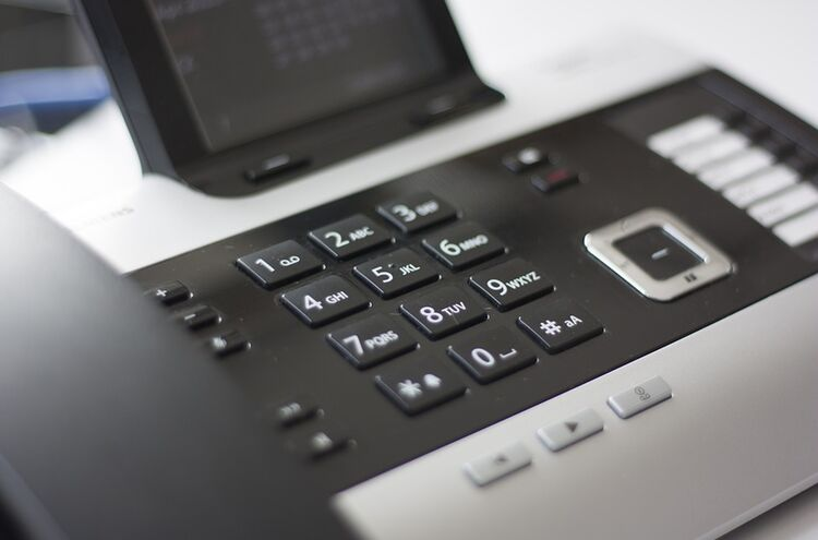 Telefon Symbolbild