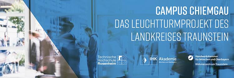 Campus Chiemgau Thementag
