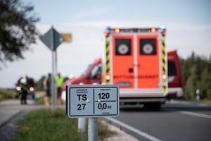 Unfall Rollerfahrerinnen