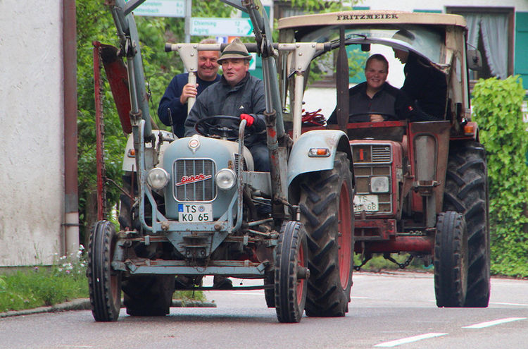 Traktor Kammer19t
