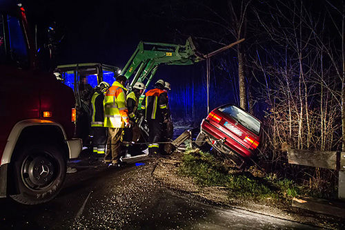 Unfall Abtsdorf 2