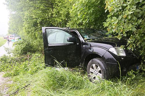 Unfall B20 Bichlbruck 2 1