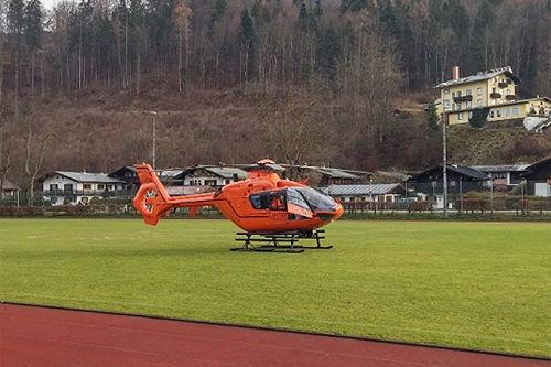 Unfall Berchtesgaden 2