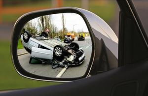 Unfall-Symbolbild