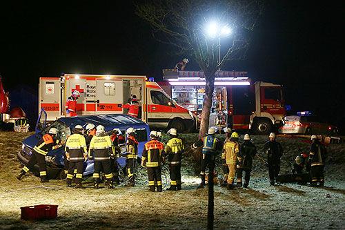 Unfall Unterjettenberg 4 1