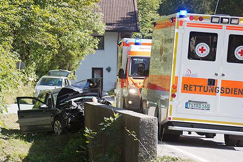 Unfall Weissbach 5