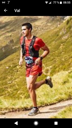 Vermisster Bergläufer