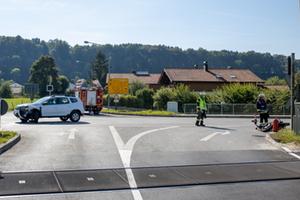 Verkehrsunfall St. Georgen