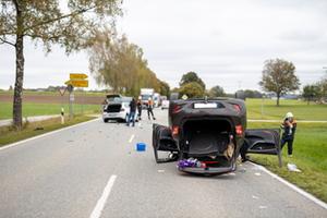 Verkehrsunfall Diepling