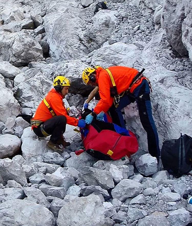 Bergunfälle Heute
