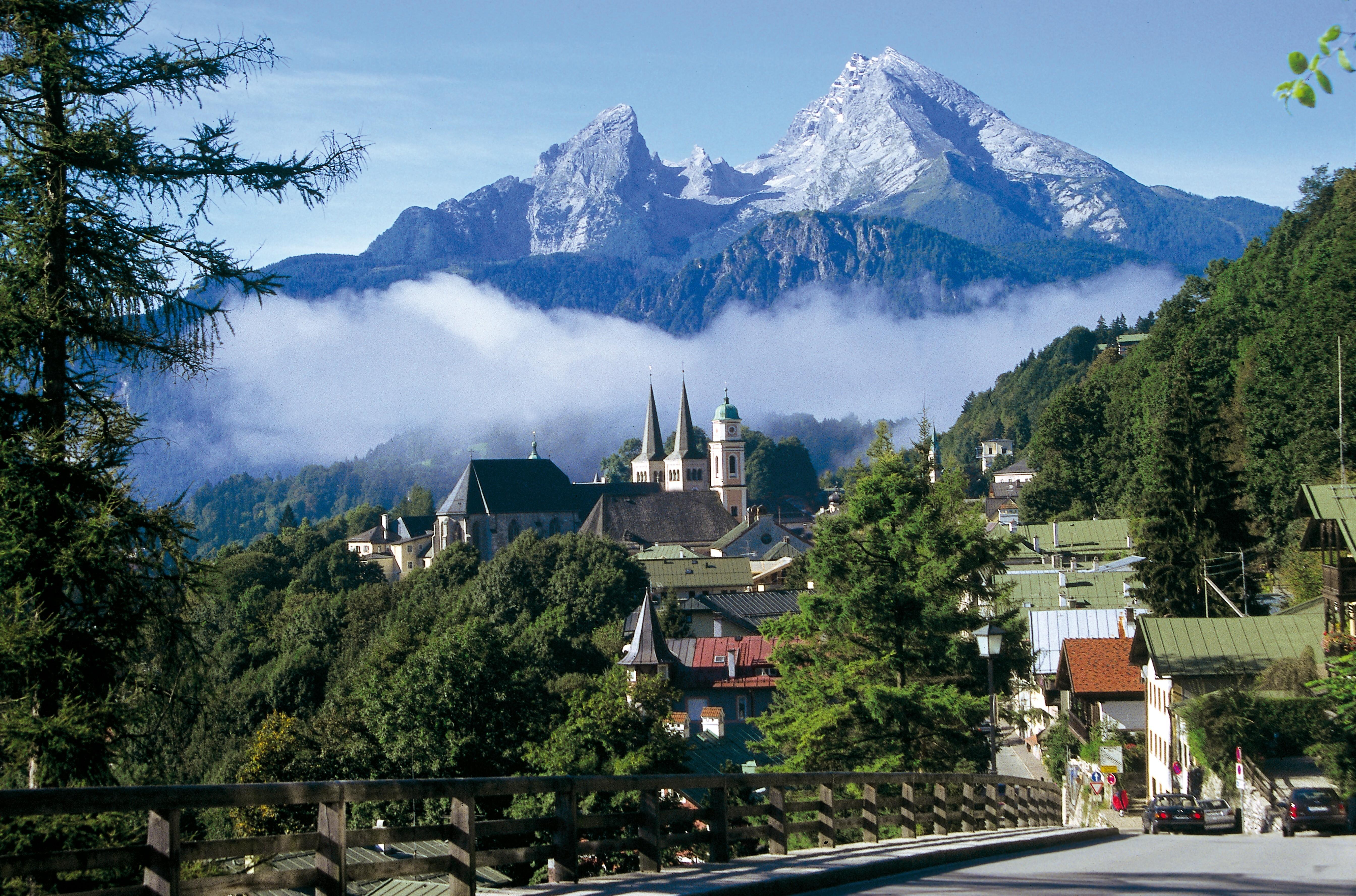 Berchtesgaden Watzmann
