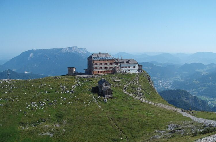 Watzmannhaus Pixa