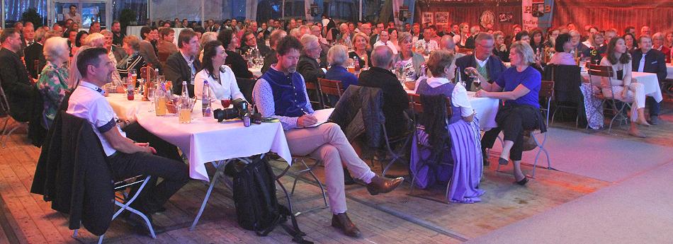 Wirtschaftsempfang des Landkreises Traunstein 2019
