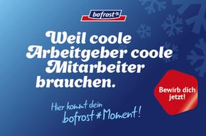 Banner Bofrost Traunstein