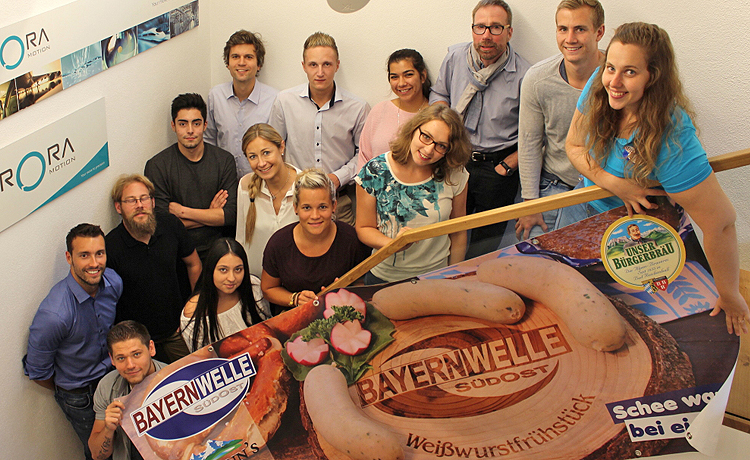 Bayernwelle Weißwurstfrühstück 10 August 2018 in Bad Reichenhall