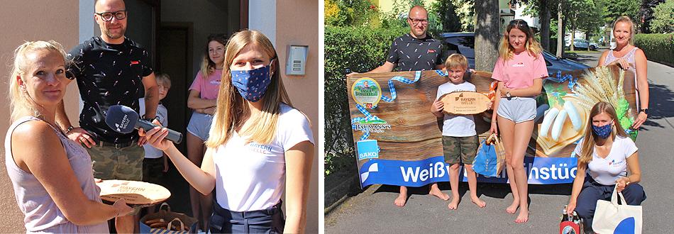 Bayernwelle Weißwurstfrühstück Dahoam 10 Juli 2020