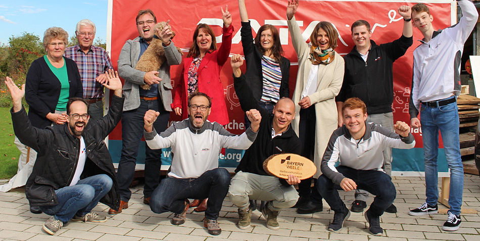 Bayernwelle Weißwurstfrühstück 18 Oktober 2019 Tittmoning