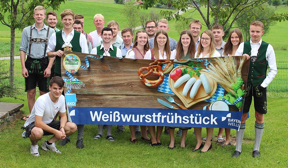 Bayernwelle Weißwurstfrühstück 24 Juli 2020